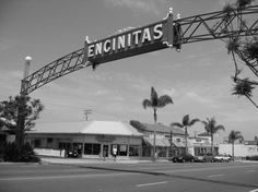 Encinitas CA, one of my favorite places ever :D