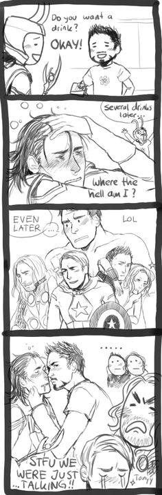 What if Loki had accepted that drink?
