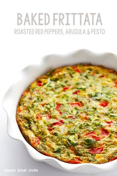 Frittatas on Pinterest | Baked Frittata, Frittata Recipes and Onions