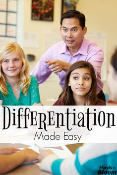 Differentiation has