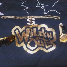 Wild N Out Gold Team Tee