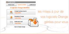 Orange update | Logiciels gratuits - Orange