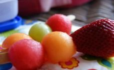 Lunch Box Fruit Kebabs Recipe - Lunch box