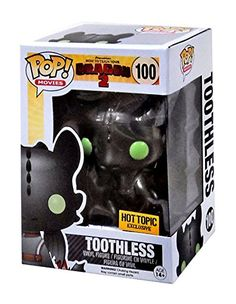 How to Train Your Dragon 2 Pop! Metallic Toothless Vinyl Figure FunKo http://www.amazon.com/dp/B00K25HI5S/ref=cm_sw_r_pi_dp_Du-ywb12A90F4