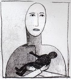 kazimir malevich, Материнство (motherhood)