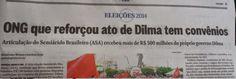 Suspeita de FRAUDE GIGANTESCA em Comício de DILMA. ONG que levou 99 ônibus já recebeu 580 milhões do governo Dilma