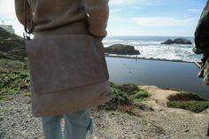 Telak Leather Messenger Bag