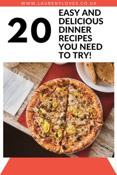 20 delicious dinner recipes you need to try. Read this and find 20 cheap dinner ideas to try tonight. Hearty and healthy dinner ideas that won't break the bank. For quick and easy dinner recipes you'll love click this and cook up something tasty! #dinnerrecipes #dinnerideas #easydinnerrecipes Quick Meals To Make, Cheap Easy Meals, Cheap Dinners, Easy Recipes, Whole Food Recipes, Turkey Curry, Roast Dinner, Batch Cooking, Delicious Dinner Recipes