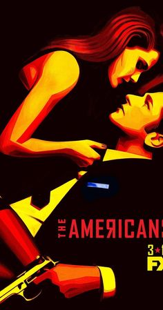 Created by Joseph Weisberg.  With Keri Russell, Matthew Rhys, Keidrich Sellati, Holly Taylor. Two Soviet intelligence agents pose as a married couple to spy on the American government.
