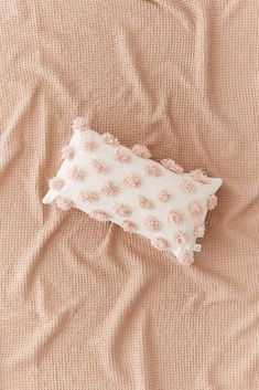 Shop Diya Spotted Fringe Bolster Pillow at Urban Outfitters today. We carry all the latest styles, colors and brands for you to choose from right here. Pink Pillows, Cute Pillows, Boho Pillows, White Throw Pillows, Decor Pillows, Bolster Cushions, Bolster Pillow, Pillow Cases, Textiles