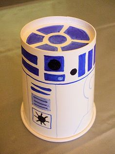 Star Wars party ideas.