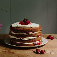 Strawberry Shortcake recipe on Food52