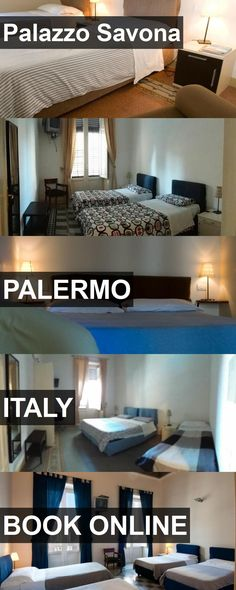 Hotel Palazzo Savona in Palermo, Italy. For more information, photos, reviews and best prices please follow the link. #Italy #Palermo #travel #vacation #hotel