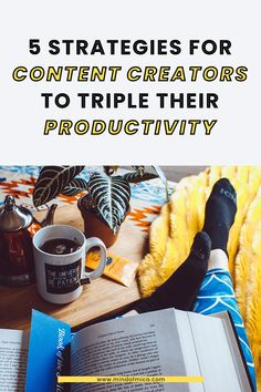 Are you a content creator who should be doing more with their time but just...aren't? Then look no further than these proven strategies to triple your productivity. Every day, you'll be more productive and get more done in less time – use one or two or even all the time management tips in this video training. Time Management Strategies, Productivity Hacks, Passion Project, Setting Goals, Getting Things Done, The Creator, About Me Blog, Training, Content
