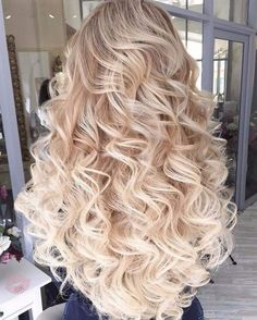 5 Best Loose Curly Hairstyles : Best ideas about Loose Curls Hairstyles - hair styles for short hair Loose Curls Hairstyles, Pretty Hairstyles, Hairstyle Ideas, Perfect Hairstyle, Formal Hairstyles, Prom Hairstyles For Long Hair Curly, Curly Prom Hair, Loose Curly Hair, Big Hair