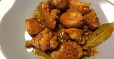 Fabulosa receta para Pollo marinado en salsa de soja y lima. Receta fácil y riquísima de pollo en salsa marinado en soja y lima. Siempre había probado el pollo con una salsita como de escabeche, pero se me fueron ocurriendo ideas que he plasmado en esta receta, y fue todo un acierto.