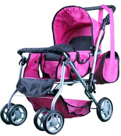 Are you looking for a Baby Doll Stroller for your little one's precious baby dolls? Your little girl or boy wants to be just like mommy and daddy...