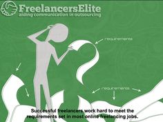 Meeting the Requirements of Online Freelancing Jobs