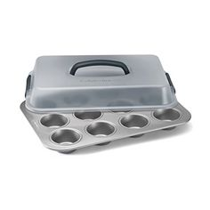 Calphalon Nonstick Bakeware 12Cup Covered Cupcake Pan 9 x 13 * Read more  at the image link.Note:It is affiliate link to Amazon.