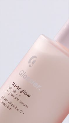 Super Glow: our brightening serum for face that boosts the appearance of dull-looking skin, evens the look of skin tone, and energizes skin for a glowing complexion. Beauty Care, Beauty Skin, Beauty Tips, Vitamin C Face Serum, Bright Skin, Tips Belleza, Skin Care, Makeup Products, Gaming