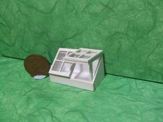 PREORDER+1/4+Cold+Frame+1/48th+Scale+Glass+by+LaPetiteMaisonDAmour,+£8.50