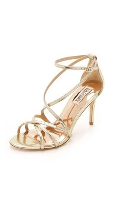Badgley Mischka Lillian Sandals