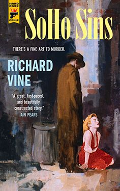 About SoHo Sins  Robert Maguire cover