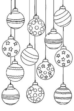 christmas_135 Christmas coloring pages