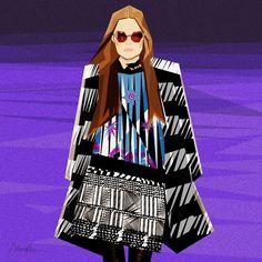 Anna Sui design by Monica Ahanonu