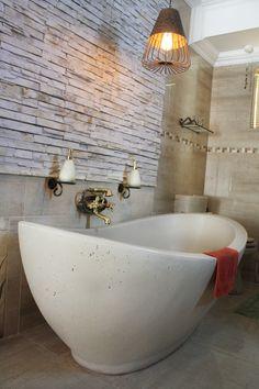 New Bathroom Design Installed & Completed.  Design by ILISI Interior Architectural Design www.ilisi.co.za - 0722446763