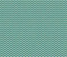 teal chevron fabric by thebline on Spoonflower - custom fabric. What could I make out of this fabulous fabric>