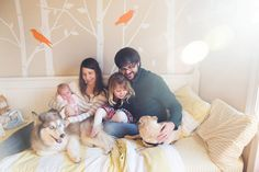 Janae Shields Photography - Kessler Family - {And Baby Makes Four}
