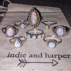 OPALS || Available at www.indieandharper.com