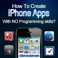 Learn how to create an iPhone app, with no previous programming experience at all with this program