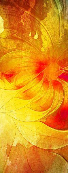 """""""Blooming Spring"""" ~ Digital Art by Amanda Moore"""