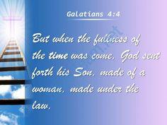 galatians 4 4 born of a woman born powerpoint church sermon Slide05http://www.slideteam.net