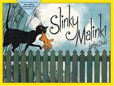 Slinky Malinki by Lynley Dodd. I love sharing all of Lynley Dodd's wonderful animal books at storytime! Hairy Maclary is of course another fave, but I love the silky sibilant language of Slinky Malinki