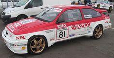 1987 Ford Sierra Cosworth Turbo (B)