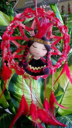 Bonecas de pano. Filtro dos sonhos. Soraia Flores.