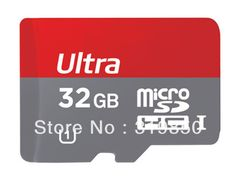 32GB 32G Class 10 U1 MOBILE ULTRA Micro SD Micro SDHC Card TF Card 30MB/s 200X UHS Memory Card $27.99