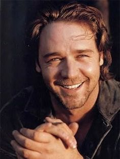 His smile.. Russell Crowe