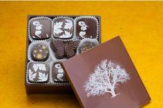 Fall Edible Box   Charles Chocolates