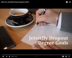 Jetsetfly or Josh King Madrid is the Co-founder of the Dropout Degree. In this video, the goals of the Dropout Degree is presented. JOSH KING MADRID Josh has. Co Founder, Madrid, King, Goals, Make It Yourself