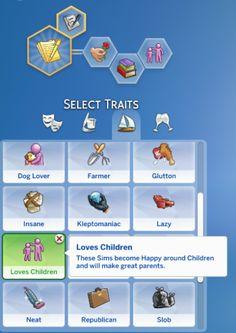 Mod The Sims - Loves Children