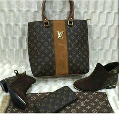 Other (see description) - Handbag purse scarf and shoes size 8