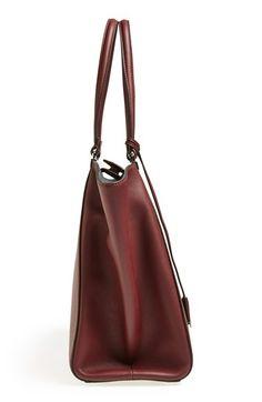 Fendi '3Jours' Bicolor Leather Shopper | Nordstrom