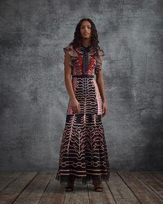 Modern femininity. Discover new season eveningwear by Alice Temperley
