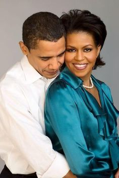Black Love!!! Barack & Michelle!!!!