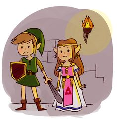 link to the past by sailorswayze