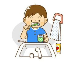 brush your teeth Health Activities, Preschool Activities, Kindergarten, Cute Clipart, Worksheets For Kids, Kids Education, Pre School, Teaching Kids, Classroom
